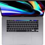 16-Inch Touch Bar Mac Space Grey 2.4ghz 8-Core i9 32GB 1TB SSD 5500M 8GB Deecies Limited Laptop Pro Book