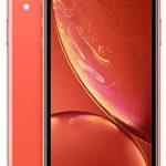 Apple iPhone XR 128GB Coral (Renewed)