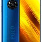 "Xiaomi Poco X3 NFC, 6+128GB, 6.67"" FHD + DotDisplay, Large 5160mAh Battery with 64MP Quad Camera, Snapdragon 732G, Sim Free Smartphone, UK Version + 2 Year UK Warranty- Cobalt Blue"