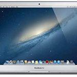 Apple MacBook Air 13inches (Mid 2013) – Core i5 1.3GHz, 4GB RAM, 128GB SSD (Renewed)