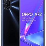 OPPO A72 – 4GB + 128GB Qualcomm® Snapdragon™ 665 mobile platform 6.5 inch 5000 mAh Dual-Sim 48MP Camera Sim Free Android 10 Smartphone- Twilight Black
