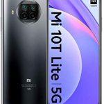 "Xiaomi Mi 10T Lite 5G – Smartphone 6+128GB, 6,67"" FHD+ DotDisplay, Snapdragon 750G, 64MP AI Quad Camera, 4820mAh, Alexa Hands-Free, Pearl Gray (UK Version + 2 Years Warranty)"
