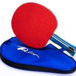 Palio Evolve 2020 Edition Table Tennis Bat with FREE headcover. The new and updated expert bat in the Palio Range. ITTF approved best table tennis bat on Amazon.