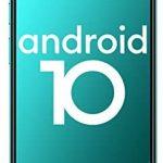 Ulefone 2020 Note 8, Mobile Phone SIM Free Unlocked, Android 10 GO, 2GB RAM 16GB ROM 128GB Extension, Three Card Slots 5.5 Inch Dewdrop Screen, Face ID, GPS, Bluetooth, SOS-Midnight Green