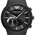 Emporio Armani Men's Hybrid Connected Smartwatch