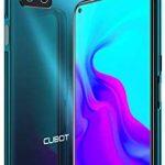 CUBOT X30 8GB/256GB Smartphone Sim Free with 6.4-Inch FHD+ Display,Five Al Cameras, Android 10, 4200mAh Battery, 4G Dual SIM; UK Version, SIM Free Mobile Phone-Black