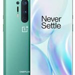 OnePlus 8 Pro 5G 12GB RAM 256GB UK SIM-Free Smartphone with Triple Camera, Dual SIM and Alexa built-in Glacial Green – 2 Years Warranty