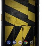 "Cat S42 Smartphone – 4G Rugged Phone (IP68, MIL SPEC 810H, Super Bright 5.5"" HD+ Display, 1.8GHz Quadcore Processor, 4200mAh Battery, Dual SIM, 3GB/32GB, Android 10) – Black"