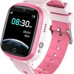 INIUPO Kids Smart Watch for Boys Girls with Game Music Phone Two Way Call SOS Call Camera Alarm Smartwatch for Kids Toys Birthday Gifts (Pink)