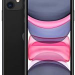 Apple iPhone 11 256GB Black (Renewed)