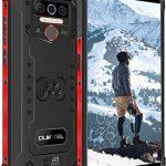 OUKITEL WP5 (2020) Rugged Smartphone, 4G LTE Dual SIM IP68 Waterproof Unlocked Mobile Phones 8000mAh Battery, Android 10, 5.5 inches 4GB 32GB Triple Camera Face/Fingerprint ID GPS – UK Version