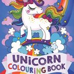 Unicorn Colouring Book: For Kids ages 4-8 (Silly Bear Colouring Books)