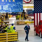 Electric Pickups Could Make or Break Biden's Infrastructure Plans