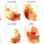 Maps Show the Severe Drought Gripping California and the West
