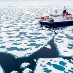 La 'última zona de hielo' del Ártico sería más endeble por el calentamiento global