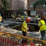 2 Sinkholes in a Week Signal Weak Spots in N.Y.C.'s Aging Infrastructure