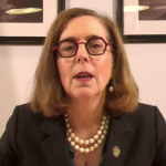 Oregon Governor Says Climate Change Is Fueling Wildfires