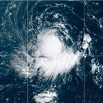 Tropical Storm Henri Forms in the Atlantic