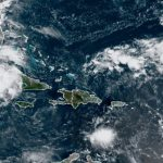 Tropical Storm Grace Forms Over Caribbean, Speeding Toward Islands