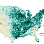 These Maps Tell the Story of Two Americas: One Parched, One Soaked